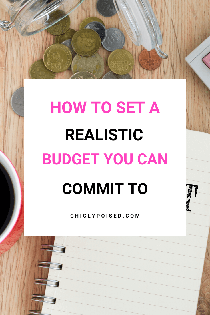 How To Set A Realistic Personal Budget Your Can Actually Commit To 2 of 3
