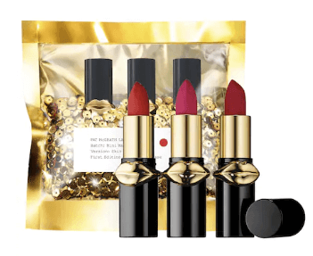 Pat McGrath Labs Lust Mini MatteTrance Lipstick Trio