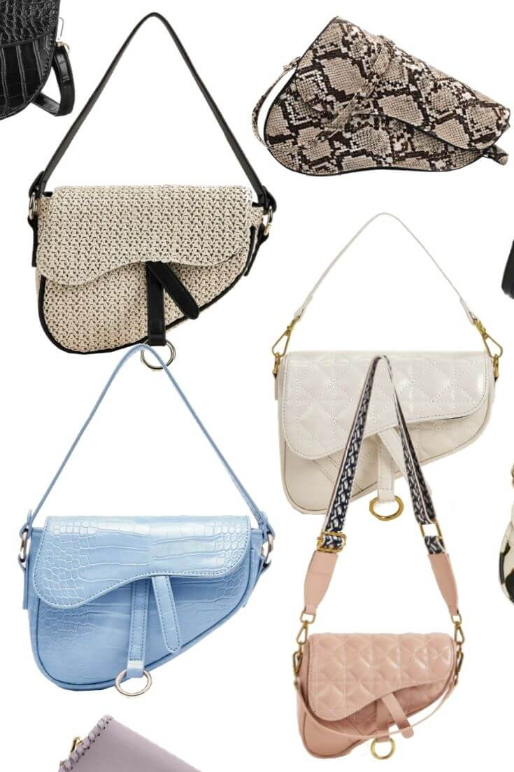 Really Cheap Dior Saddle Handbags Lookalikes