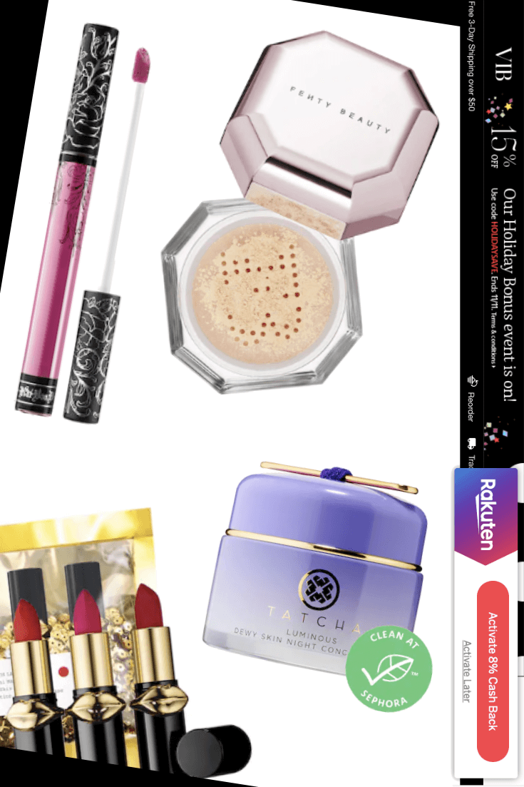 Sephora Beauty Insider Sales Event | What's in your cart?