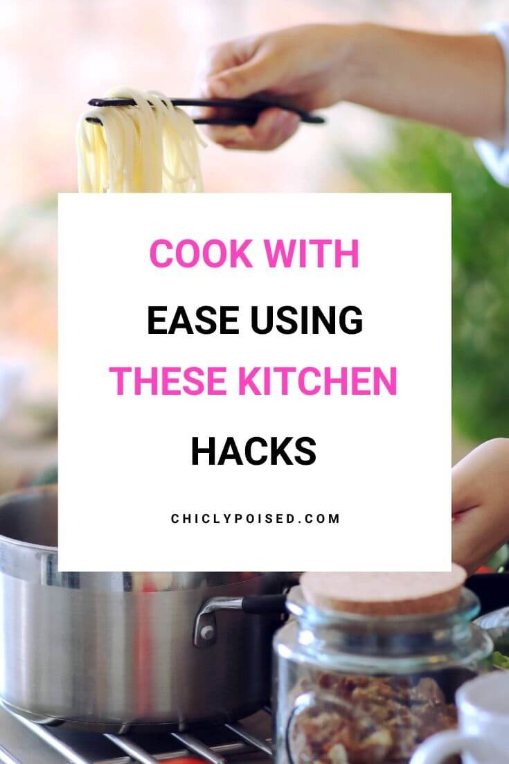 Cook With Ease Using These Kitchen Hacks 1 of 2