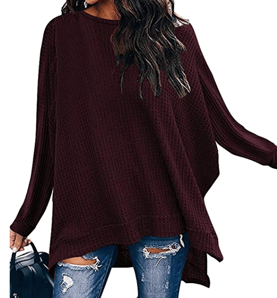 Cute Oversize Fall Sweaters 6 of 10
