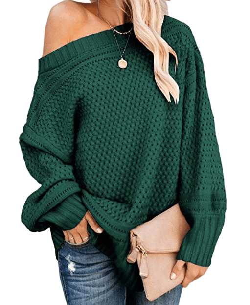 Cute Oversize Fall Sweaters 7 of 10