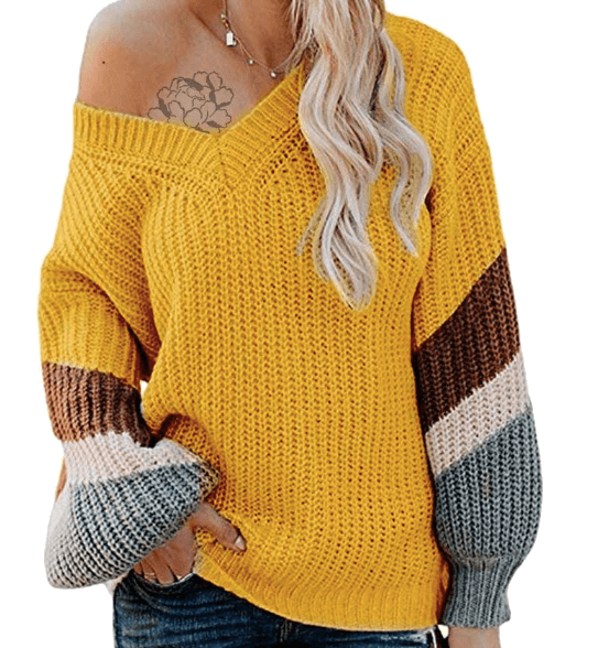 Cute Oversize Fall Sweaters 8 of 10