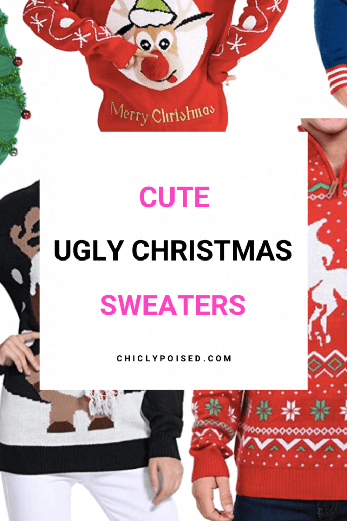 Cute Ugly Christmas Sweaters 4 of 4