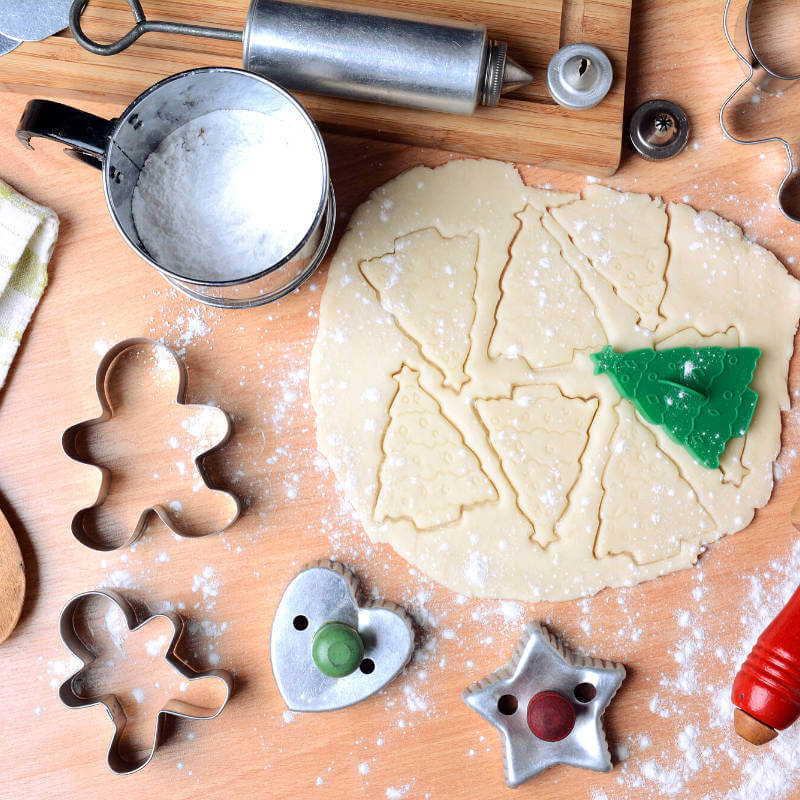 How To Bake And Decorate The Best Sugar Cookies 1 of 4