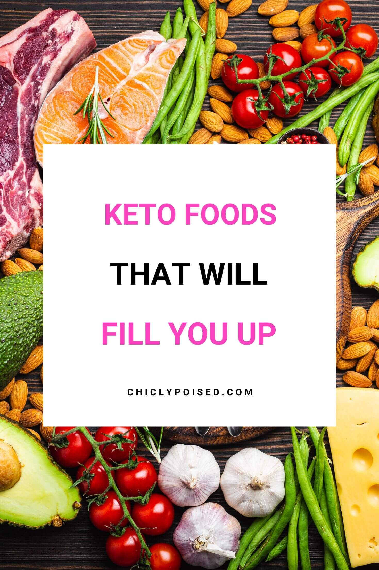 Keto Foods That Will Fill You Up 2 of 2