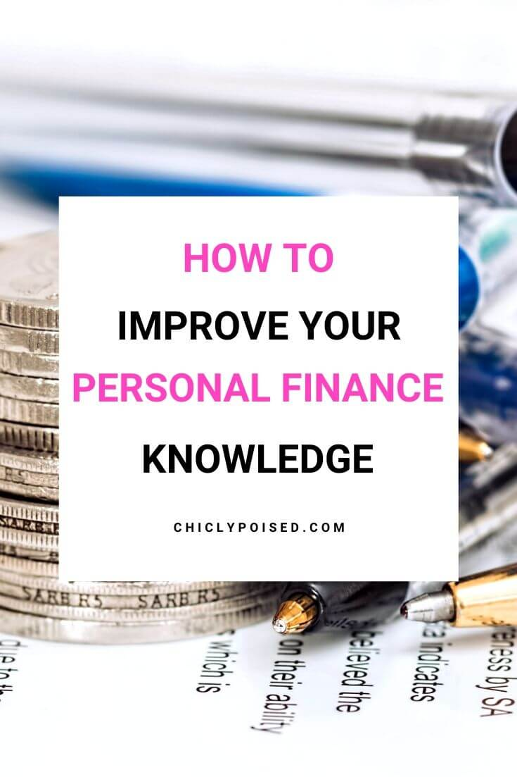 Simple Ways To Improve Your Personal Finance Knowledge (2)