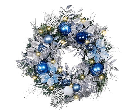 Stunning Christmas Wreaths Ideas For The Holidays 1 of 10