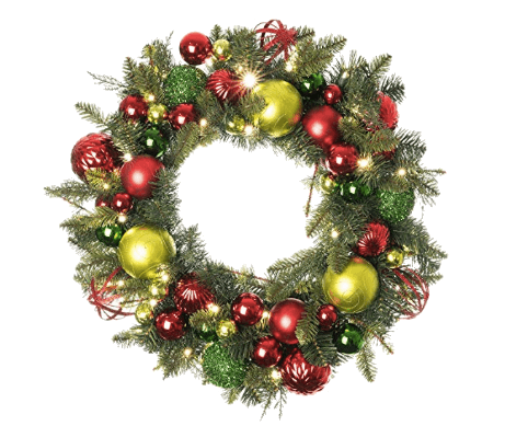Stunning Christmas Wreaths Ideas For The Holidays 2 of 10