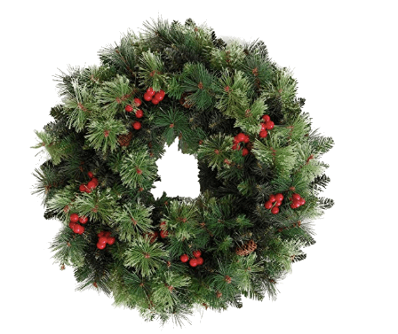 Stunning Christmas Wreaths Ideas For The Holidays 2 of 11