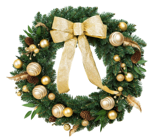 Stunning Christmas Wreaths Ideas For The Holidays 3 of 11