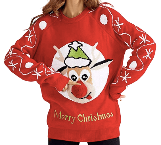 Ugly Christmas Sweaters We Stan 1 of 7
