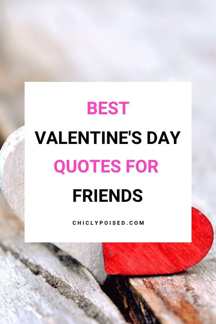 Best Happy Valentine's Day Quotes And Messages For Friends Cute and Funny Quotes