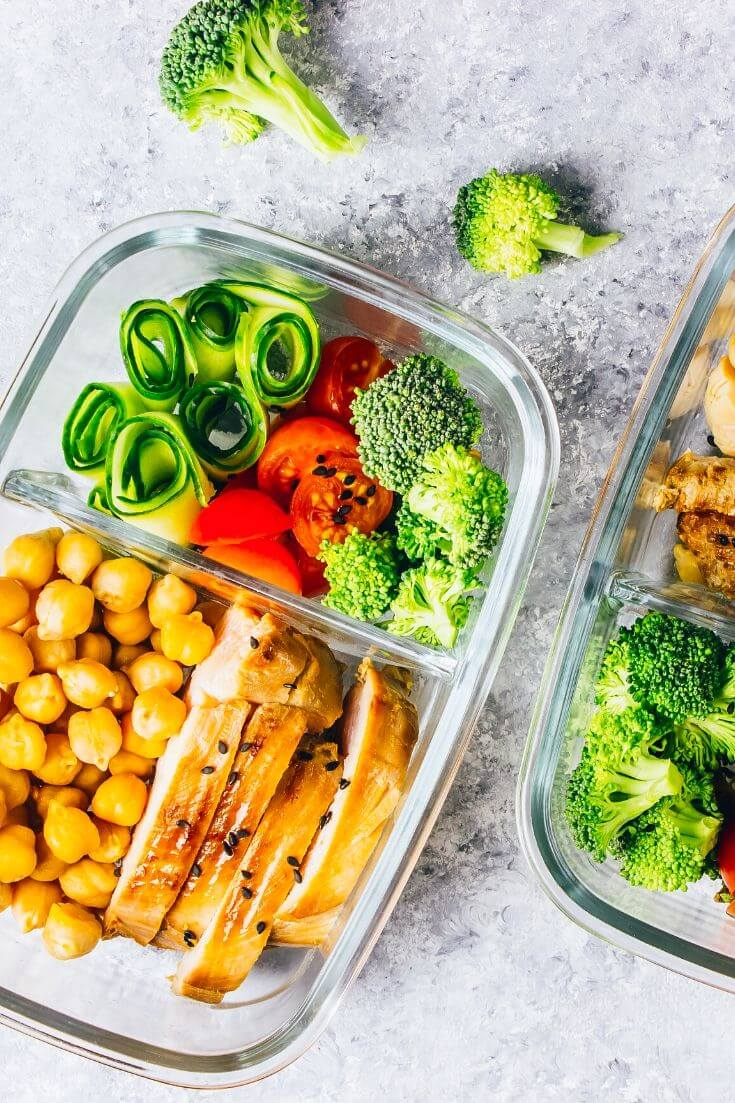 How To Get Over Your Meal Prepping Struggle 1 of 3