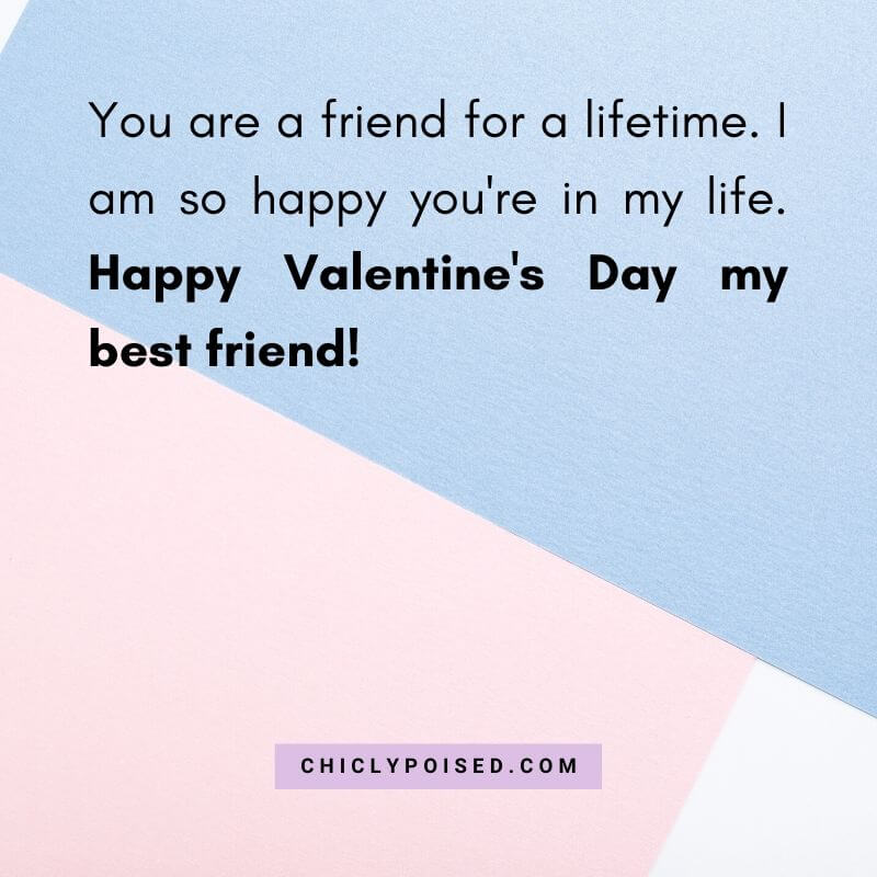 V-Day Quotes and messages for your best friends