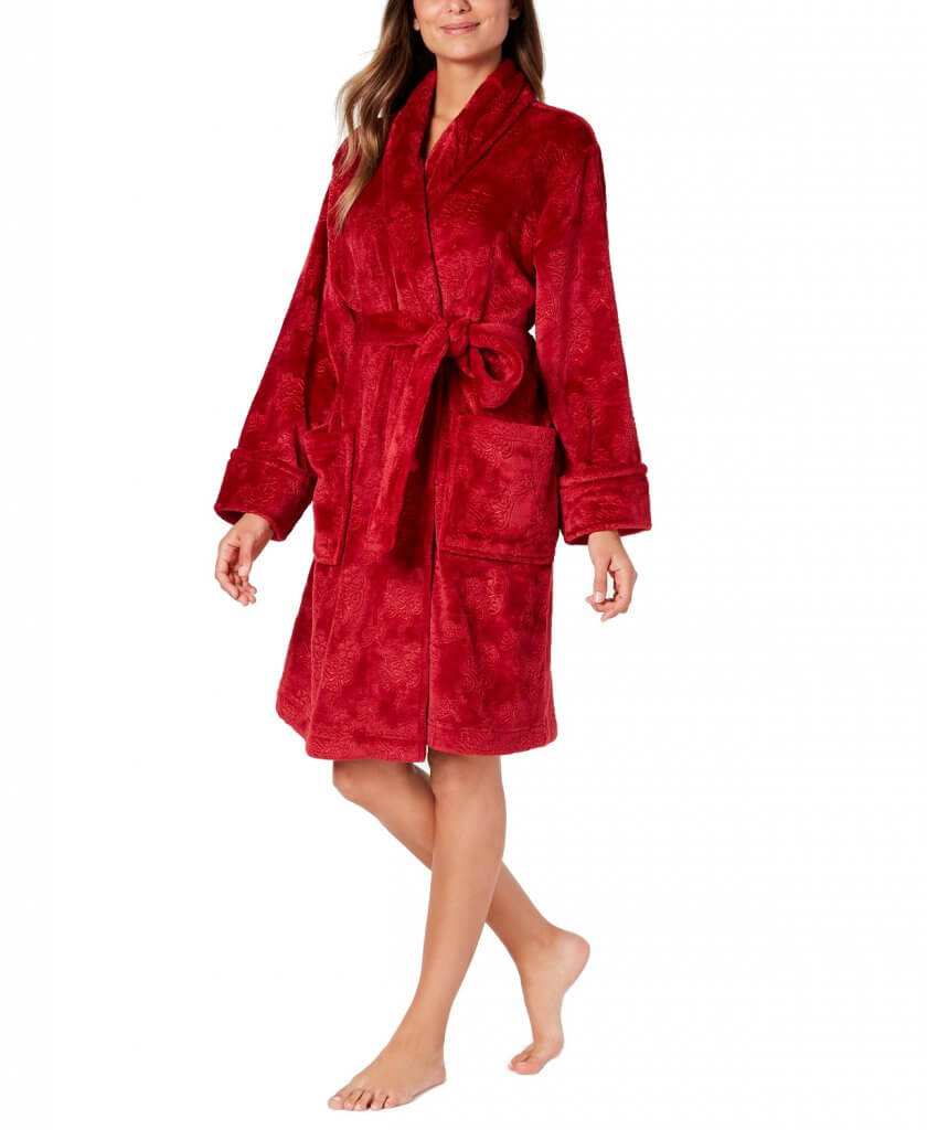 Valentine's Day Gift Ideas for Her Red Robe