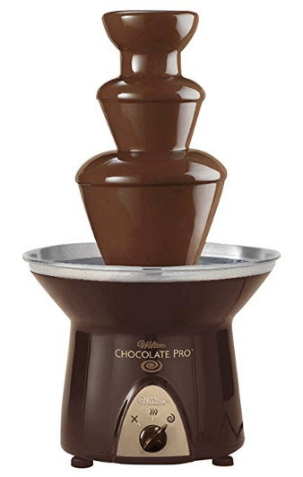 Valentine's Day Gift For Her Ideas Chocolate Fountain