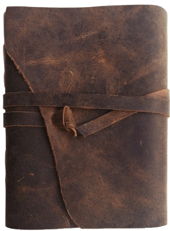 Valentine's Day Gift Ideas for Men -Travel Notebook