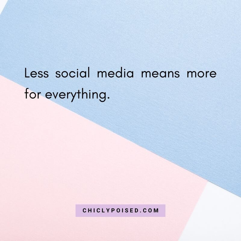 Social Media Detox Quotes To Keep You Going 13 of 35