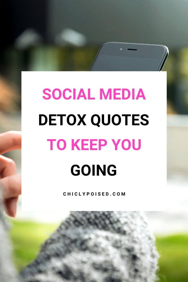 Social Media Detox Quotes To Keep You Going 2 of 35