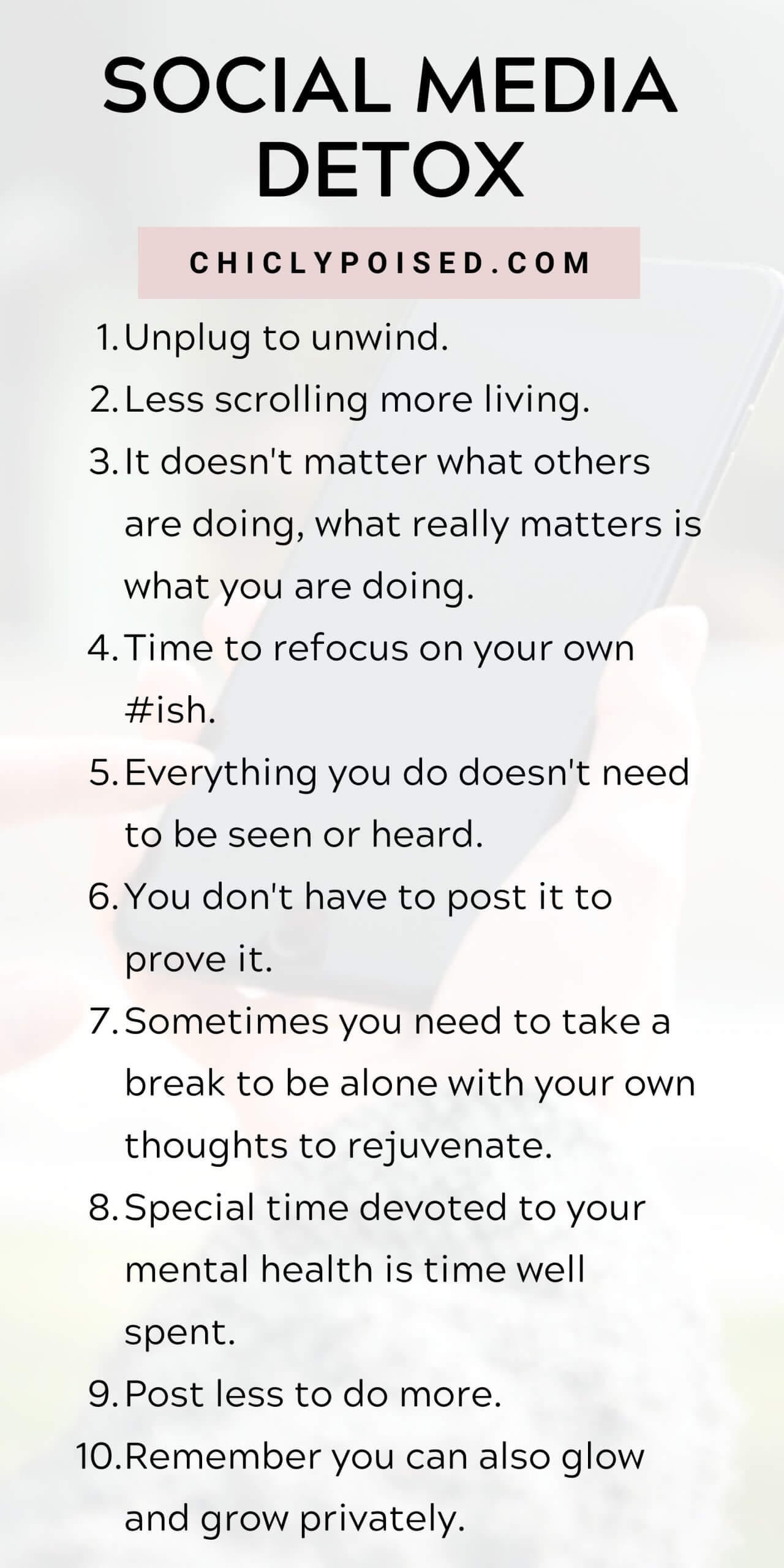 Social Media Detox Quotes To Keep You Going 35 of 35