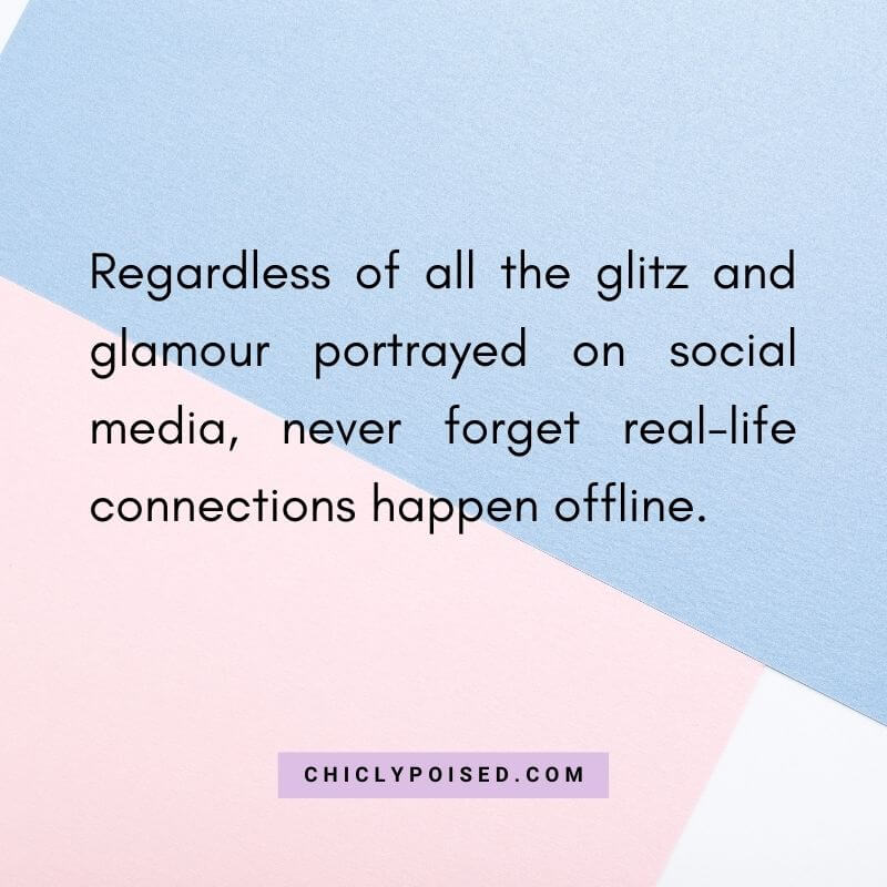 Social Media Detox Quotes by Chiclypoised