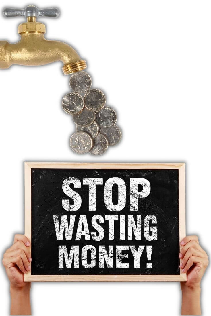 Quotes about wasting money 1 of 2
