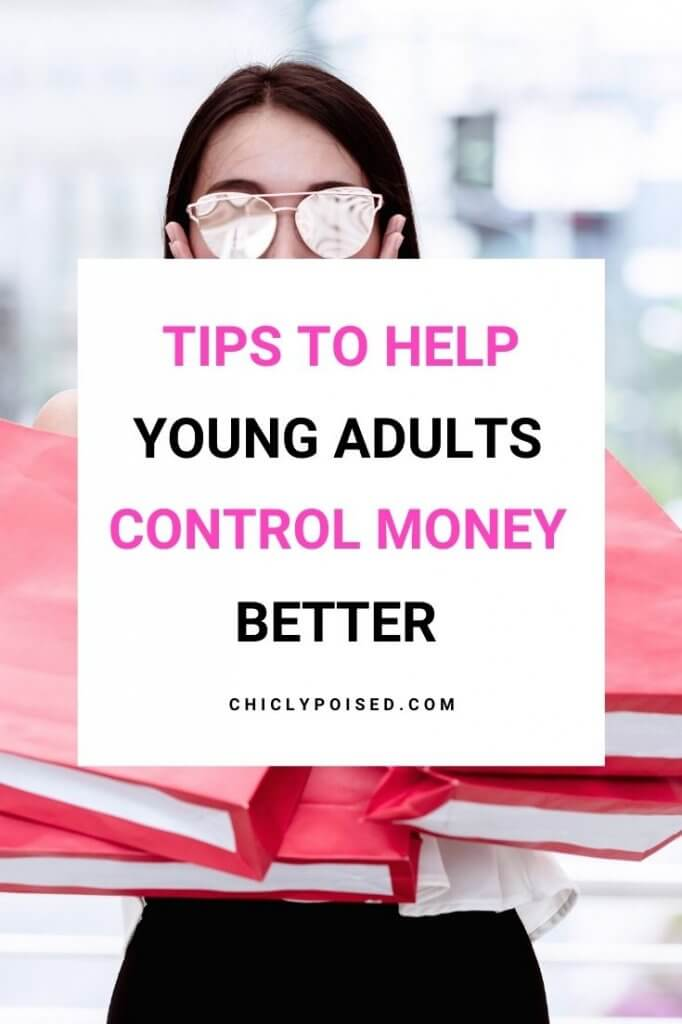Financial Tips To Help Young Adults Control Money Better 2of 5