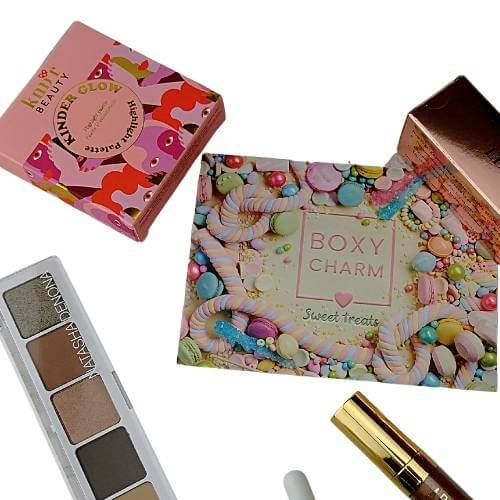 BoxyCharm April 2021 Unboxing 1 of 5