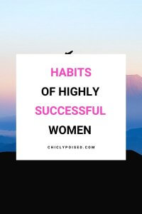 Highly Successful Women 2 of 3